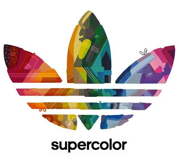 adidas superstar super color