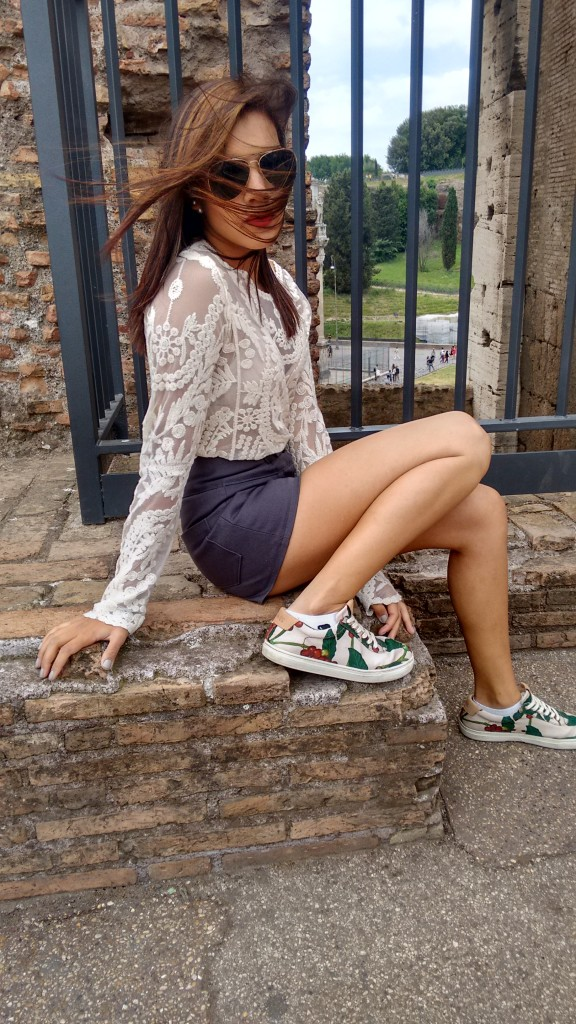 Blogger Rome