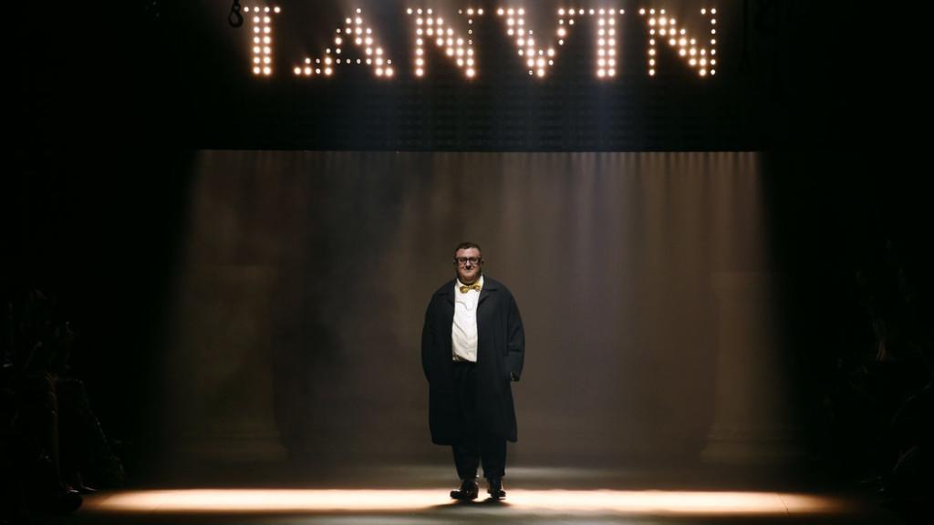 Lanvin Alber Elbaz