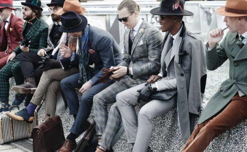 moda masculina inspiracion