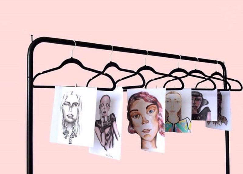 natalia minds ilustracion moda colombia