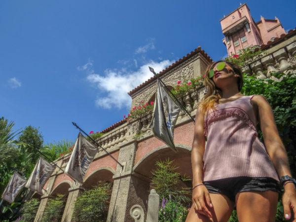 disneyland millenials blogger travel orlando holywood studios