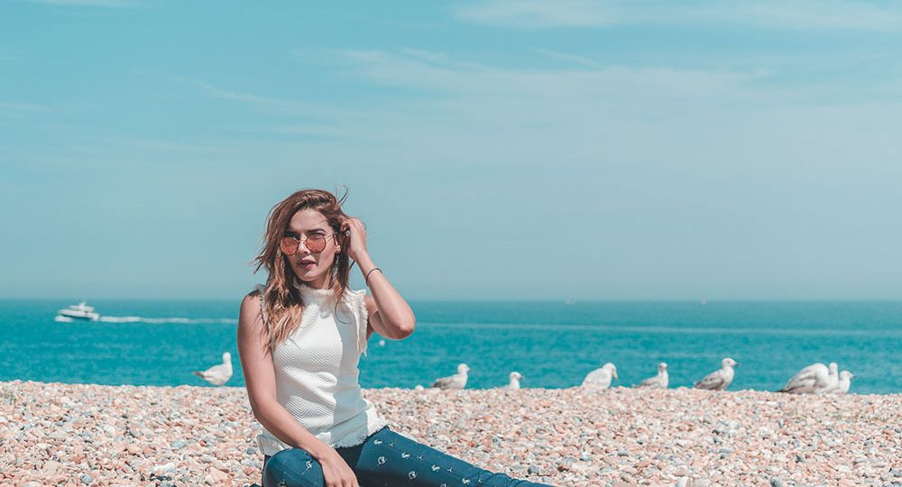 Photo at dover beach