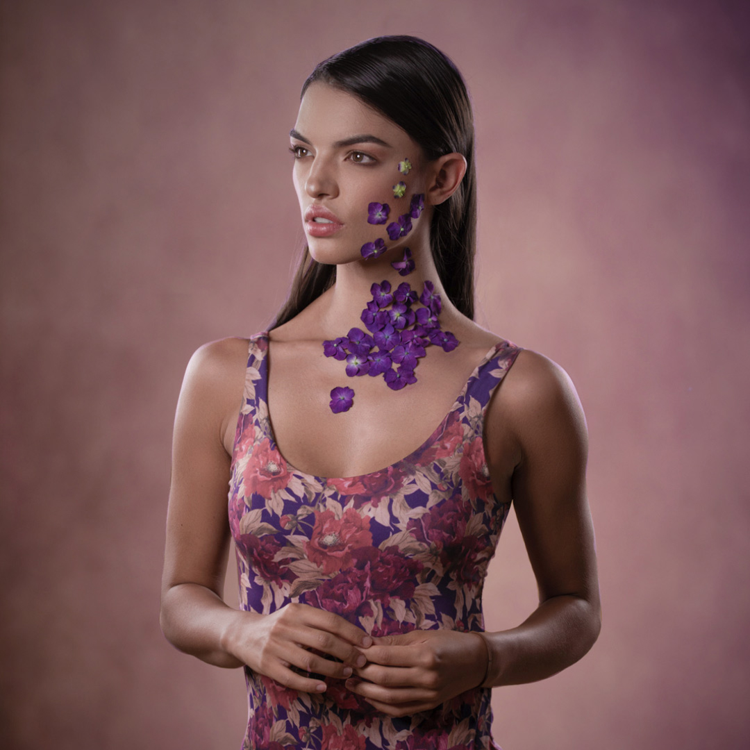 Floral Fashion Editorial